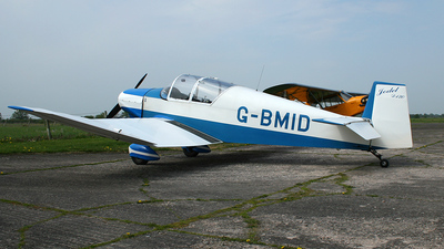 G-BMID - Jodel D120 Paris-Nice - Private