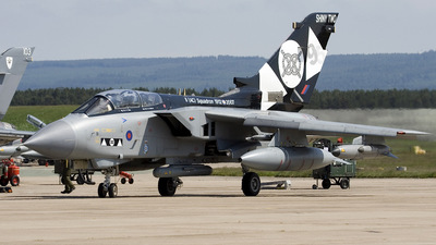 ZD748 - Panavia Tornado GR.4 - United Kingdom - Royal Air Force (RAF)