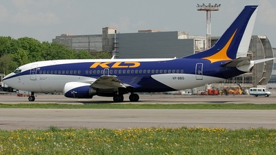VP-BBG - Boeing 737-306 - KD Avia