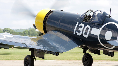 G-FGID - Goodyear FG-1D Corsair - Private