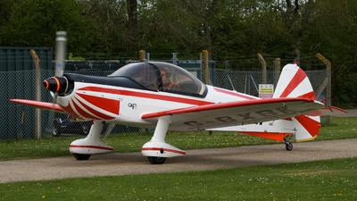 A picture of GBXBK - Mudry CAP10B - [17] - © Brian Whitelegg