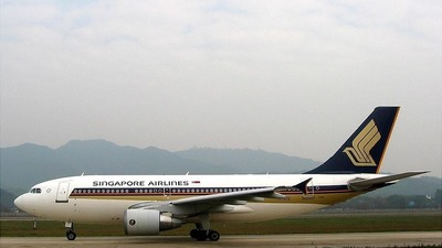 9V-STD - Airbus A310-324 - Singapore Airlines