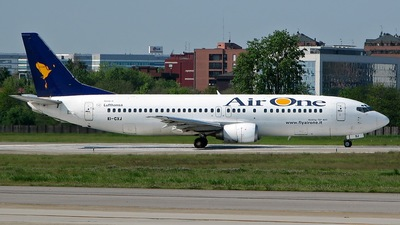 EI-CXJ - Boeing 737-4Q8 - Air One