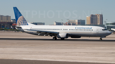 N73406 - Boeing 737-924 - Continental Airlines