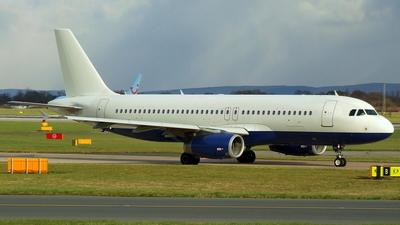 G-TTOD - Airbus A320-232 - GB Airways