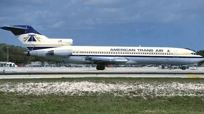 N762AT - Boeing 727-2B7(Adv)  - American Trans Air (ATA)