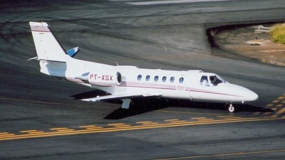 PT-XSX - Cessna 550B Citation Bravo - Private