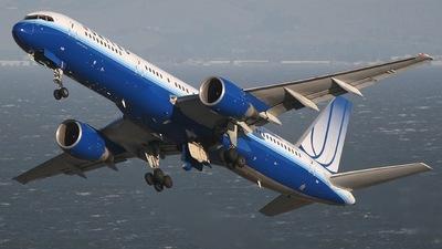 N532UA - Boeing 757-222 - United Airlines