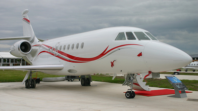 F-GVNG - Dassault Falcon 2000LX - Dassault Aviation