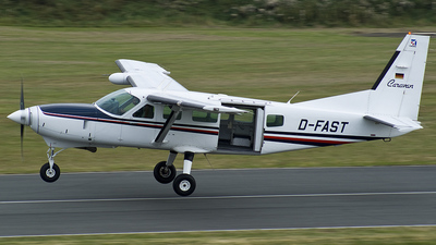 D-FAST - Cessna 208 Caravan - Businesswings Luftfahrtunternehmen