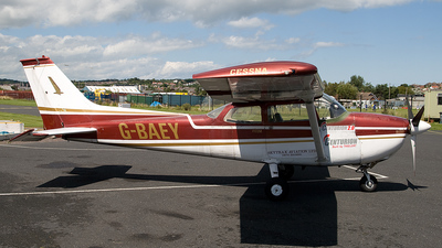 A picture of GBAEY - Cessna F172M Skyhawk - [0915] - © peter adams