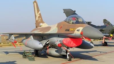 243 - General Dynamics F-16A Netz - Israel - Air Force
