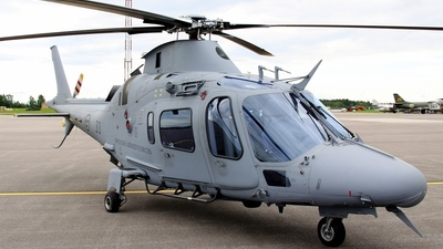 15033 - Agusta Hkp15B - Sweden - Armed Forces