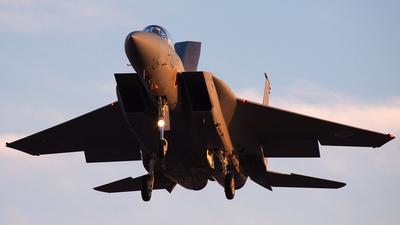 82-8896 - McDonnell Douglas F-15J Eagle - Japan - Air Self Defence Force (JASDF)