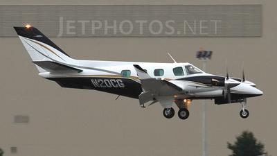 N20CG - Beechcraft B60 Royal Turbine Duke - Private