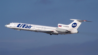 RA-85069 - Tupolev Tu-154M - UTair Aviation