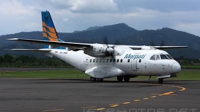 PK-MNE - CASA C-235 - Merpati Nusantara Airlines