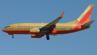 N759GS - Boeing 737-7H4 - Southwest Airlines