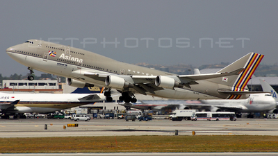 HL7415 - Boeing 747-48E(M) - Asiana Airlines