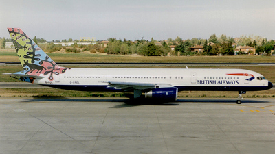G-CPEL - Boeing 757-236 - British Airways