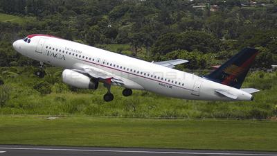 N452TA - Airbus A320-233 - TACA International Airlines