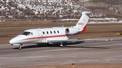 N650J - Cessna 650 Citation III - Private