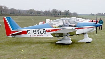 G-BYLG - Robin HR200/120B - Private