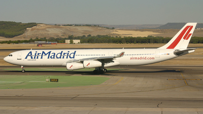 EC-JIS - Airbus A340-312 - Air Madrid