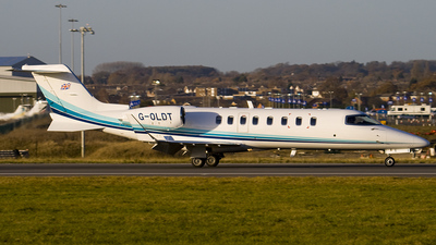 G-OLDT - Bombardier Learjet 45 - Gold Air International