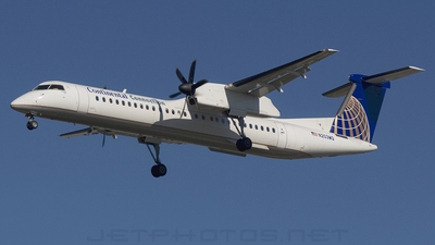 N203WQ - Bombardier Dash 8-Q402 - Continental Connection (Colgan Air)