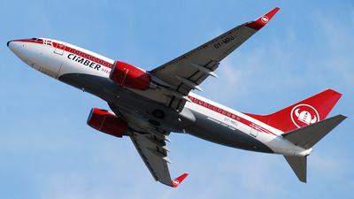 OY-MRU - Boeing 737-73S - Cimber Sterling Airlines
