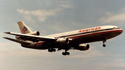 N153AA - McDonnell Douglas DC-10-10 - American Airlines