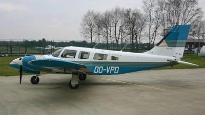 OO-VPD - Piper PA-34-220T Seneca III - Private