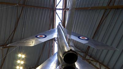 XG337 - English Electric Lightning P.1B - United Kingdom - Royal Air Force (RAF)
