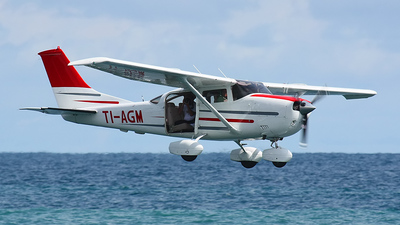 TI-AGM - Cessna U206G Stationair - Private
