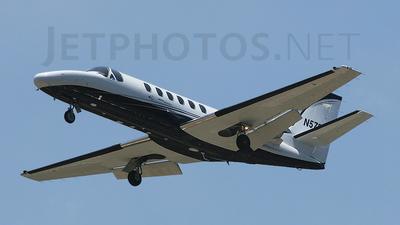 A picture of N578M - Cessna 550 Citation II - [5500612] - © Orlando Suarez
