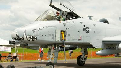 78-0582 - Fairchild A-10A Thunderbolt II - United States - US Air Force (USAF)