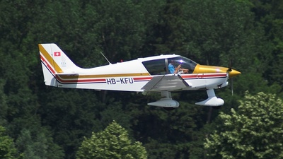 HB-KFU - Robin DR400/140B Dauphin - Private