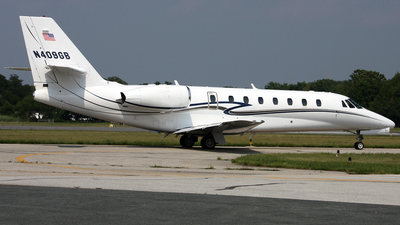 N409GB - Cessna 680 Citation Sovereign - Private