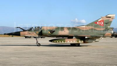 2353 - Dassault Mirage 50 - Venezuela - Air Force