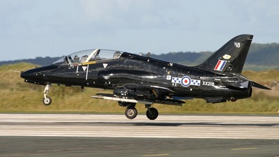 XX218 - British Aerospace Hawk T.1A - United Kingdom - Royal Air Force (RAF)