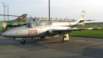 209 - PZL-Mielec TS-11 Iskra - Poland - Air Force