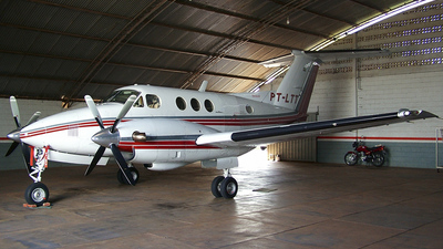 PT-LTT - Beechcraft F90 King Air - Private