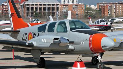 E.20-7 - Beechcraft 95-B55 Baron - Spain - Air Force