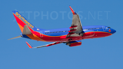N266WN - Boeing 737-7H4 - Southwest Airlines