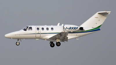 I-RVRP - Cessna 525 CitationJet 1 - Esair