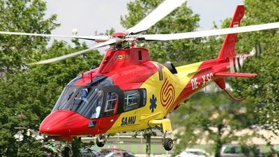 OE-XSC - Agusta A109E Power - Schenk Air