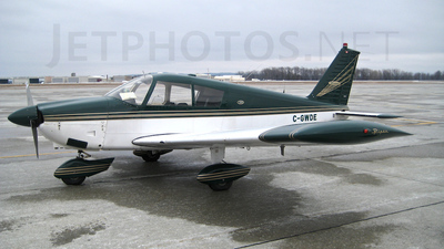 A picture of CGWDE - Piper PA28180 - [283405] - © Olivier Lacombe
