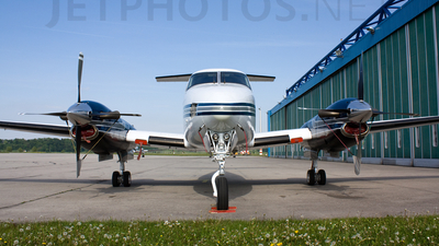 OM-FLY - Beechcraft B200 Super King Air - VIP Air