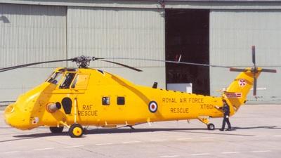 XT601 - Westland Wessex HC.2 - United Kingdom - Royal Air Force (RAF)